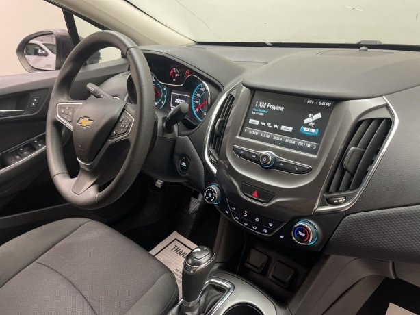 cheap used 2017 Chevrolet Cruze for sale
