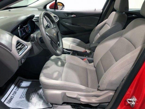 used 2016 Chevrolet Cruze for sale Houston TX