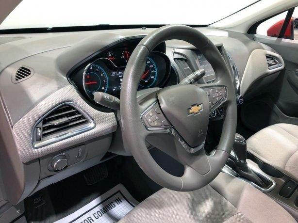 2016 Chevrolet Cruze for sale Houston TX