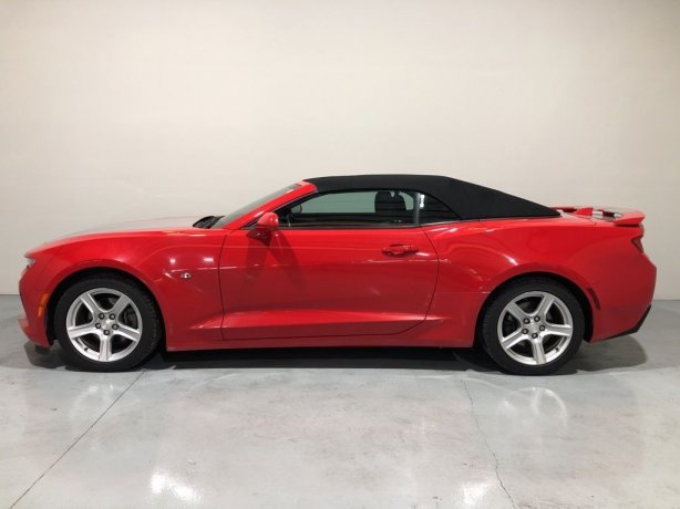 used 2016 Chevrolet Camaro for sale