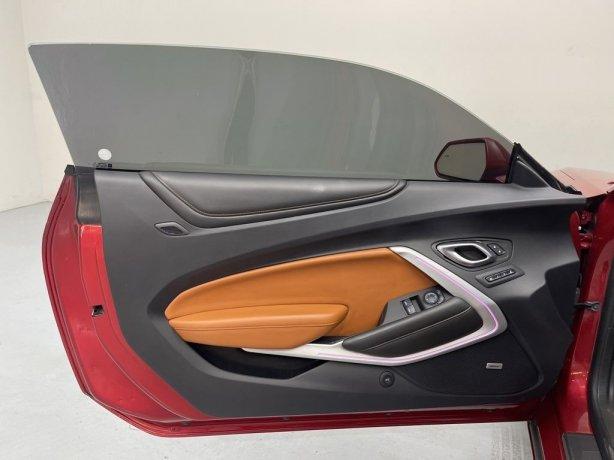 used 2016 Chevrolet Camaro