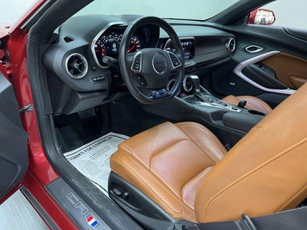 2016 Chevrolet Camaro for sale Houston TX
