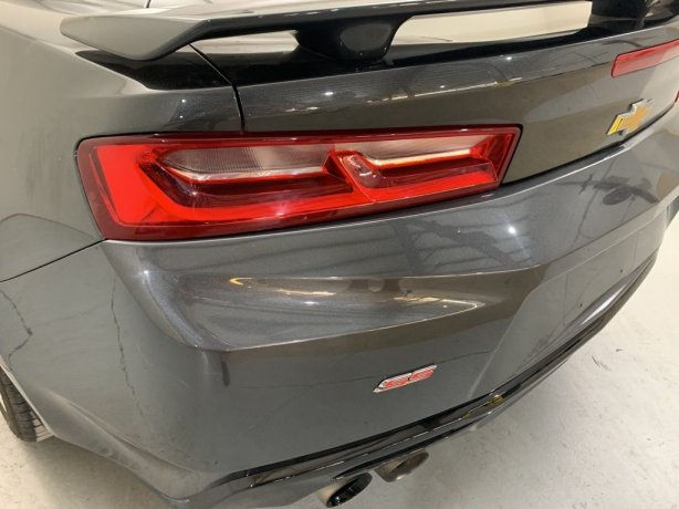 used 2018 Chevrolet Camaro for sale