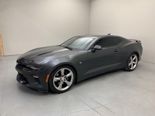 Used 2018 Chevrolet Camaro for sale in Houston TX.  We Finance!