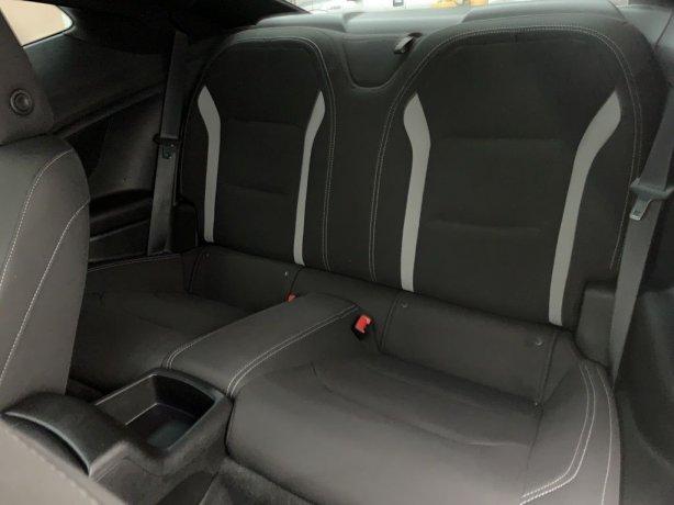 2018 Chevrolet Camaro for sale Houston TX