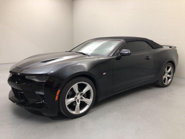 Used 2017 Chevrolet Camaro for sale in Houston TX.  We Finance!