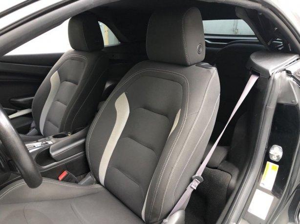 used 2017 Chevrolet Camaro for sale Houston TX