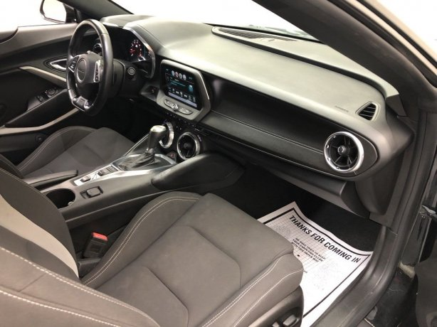 cheap used 2017 Chevrolet Camaro for sale