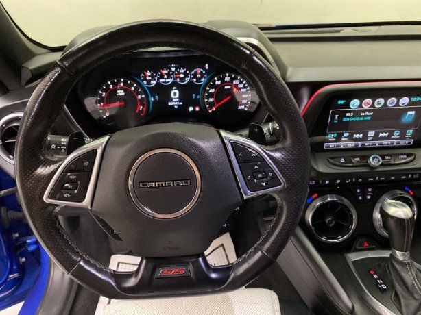 used 2016 Chevrolet Camaro for sale near me