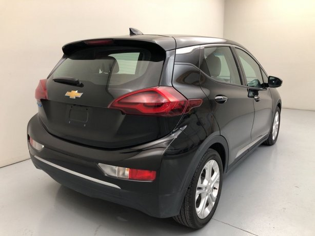 used Chevrolet Bolt EV