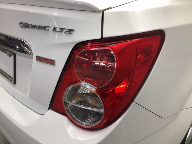 used Chevrolet Sonic for sale near me