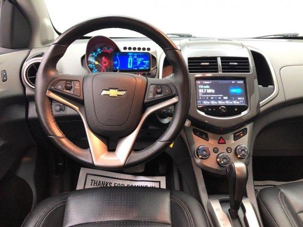 2016 Chevrolet Sonic for sale near me