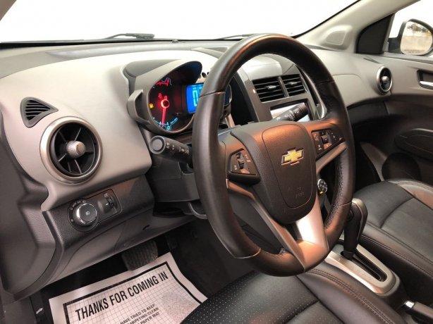 2016 Chevrolet Sonic for sale Houston TX