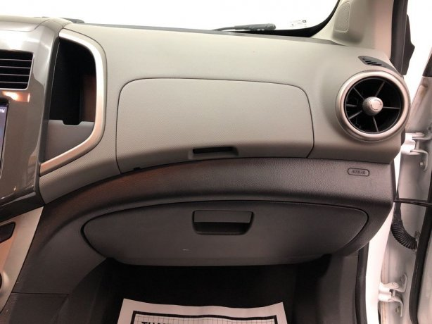 cheap used 2016 Chevrolet Sonic for sale