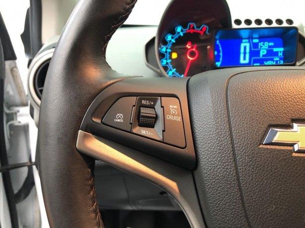 used Chevrolet Sonic for sale Houston TX