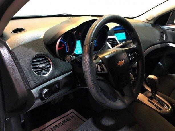 2015 Chevrolet Cruze for sale Houston TX