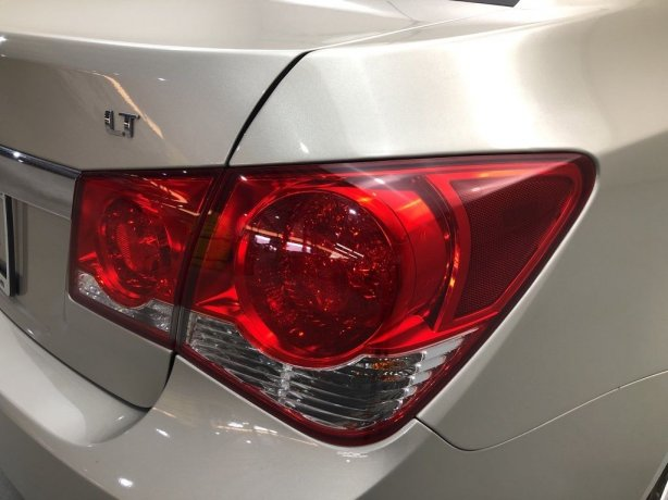used Chevrolet Cruze Limited for sale near me