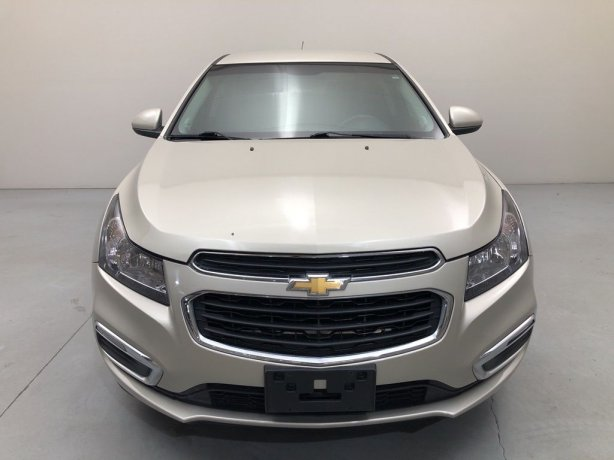 Used Chevrolet Cruze Limited for sale in Houston TX.  We Finance!