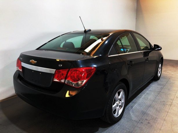 used Chevrolet Cruze Limited