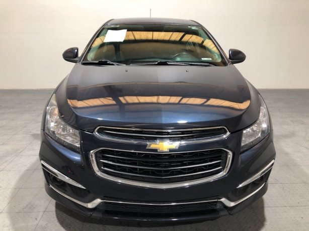 Used Chevrolet Cruze for sale in Houston TX.  We Finance!