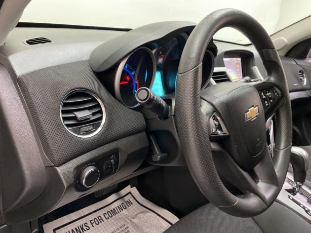 2016 Chevrolet Cruze Limited for sale Houston TX