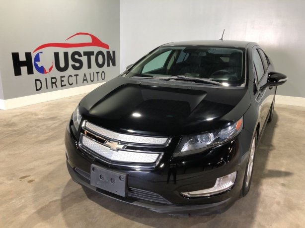 Used 2014 Chevrolet Volt for sale in Houston TX.  We Finance!