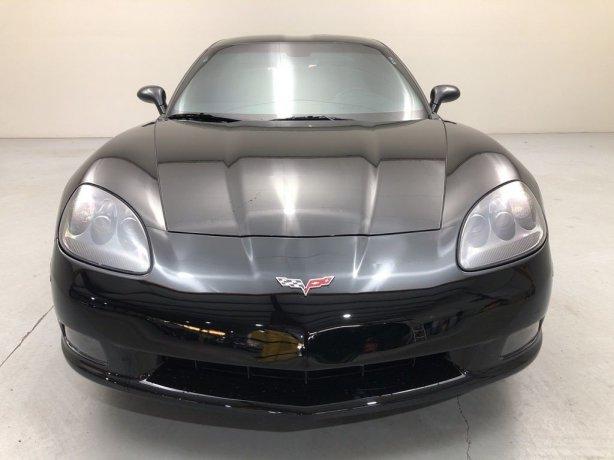 Used Chevrolet Corvette for sale in Houston TX.  We Finance!