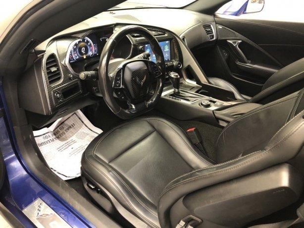 2018 Chevrolet Corvette for sale Houston TX