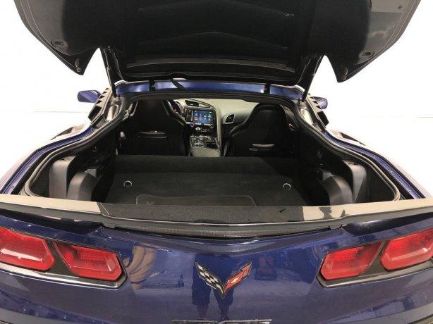 cheap used 2018 Chevrolet Corvette for sale