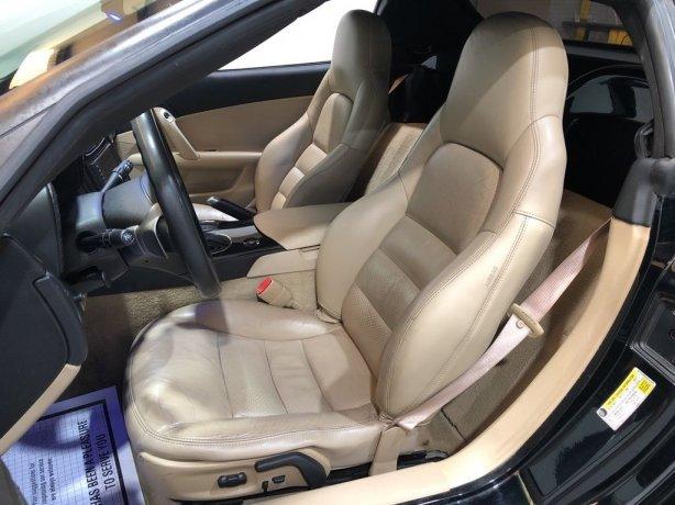 used 2010 Chevrolet Corvette for sale Houston TX
