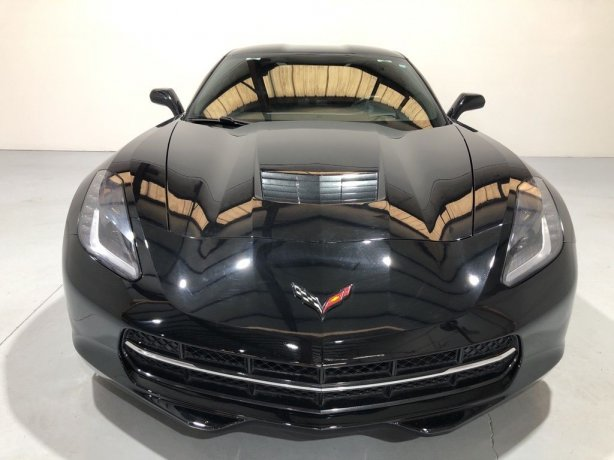 Used Chevrolet Corvette Stingray for sale in Houston TX.  We Finance!