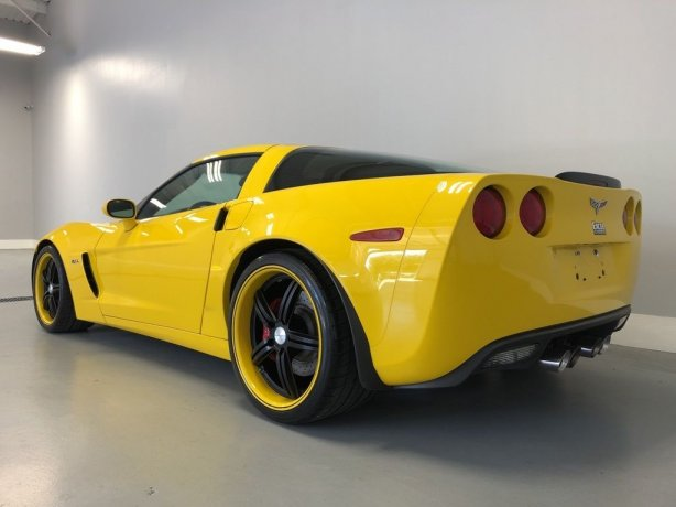 used Chevrolet Corvette for sale near me