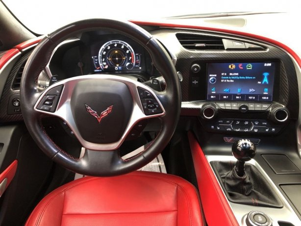 used 2014 Chevrolet Corvette Stingray for sale near me