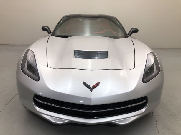 Used Chevrolet Corvette Stingray for sale in Houston TX.  We Finance!