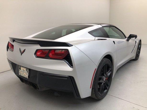 used Chevrolet Corvette Stingray