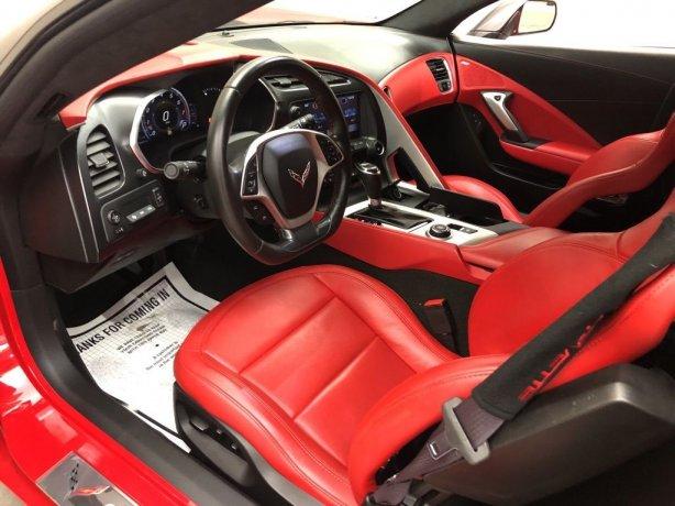 2016 Chevrolet Corvette for sale Houston TX