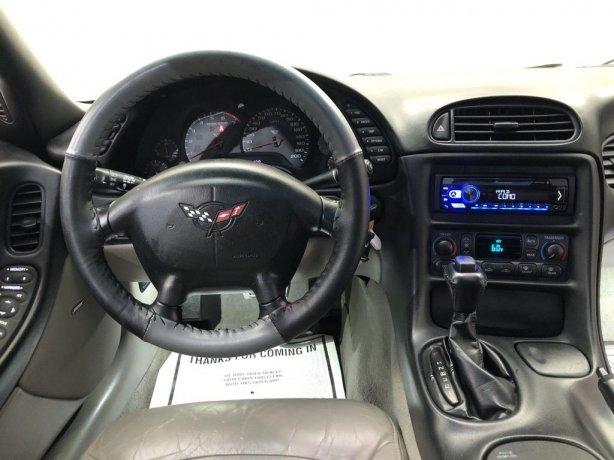 used 2004 Chevrolet Corvette for sale near me
