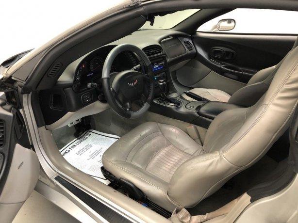 2004 Chevrolet Corvette for sale Houston TX