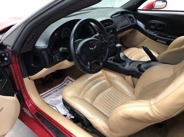 2000 Chevrolet Corvette for sale Houston TX