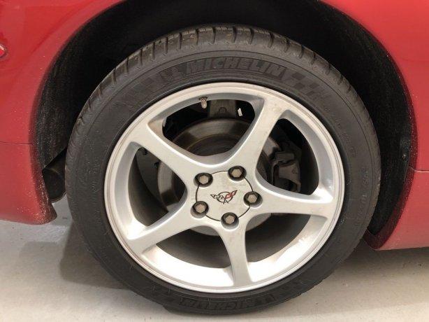 used Chevrolet Corvette for sale Houston TX