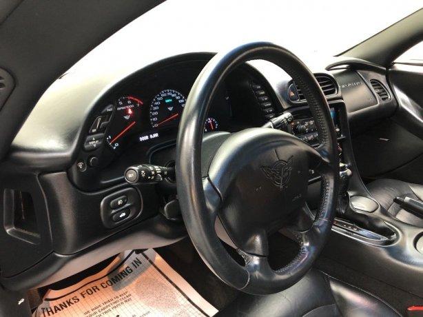 used 2004 Chevrolet Corvette for sale Houston TX