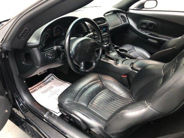 used 2003 Chevrolet Corvette for sale Houston TX