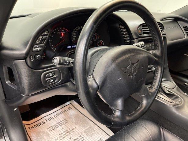 2002 Chevrolet Corvette for sale Houston TX
