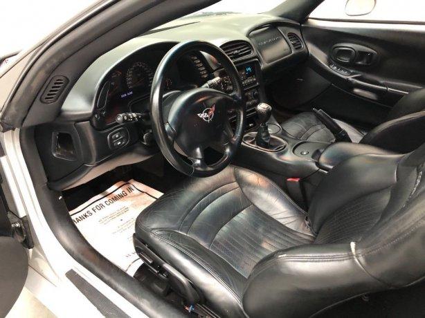 used 2000 Chevrolet Corvette for sale Houston TX