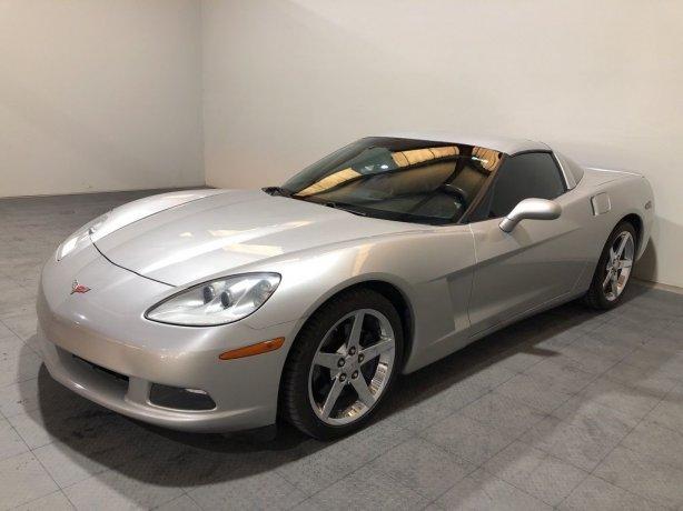 Used 2005 Chevrolet Corvette for sale in Houston TX.  We Finance!
