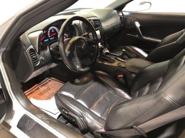 2005 Chevrolet Corvette for sale Houston TX
