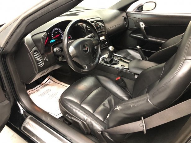 2008 Chevrolet Corvette for sale Houston TX