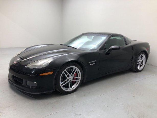 Used 2008 Chevrolet Corvette for sale in Houston TX.  We Finance!