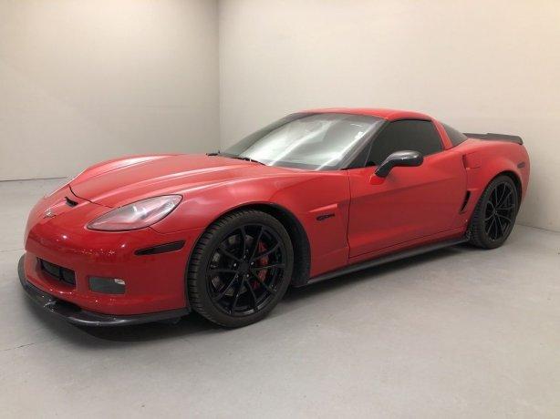 Used 2006 Chevrolet Corvette for sale in Houston TX.  We Finance!