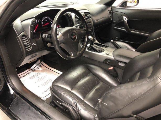 2006 Chevrolet Corvette for sale Houston TX